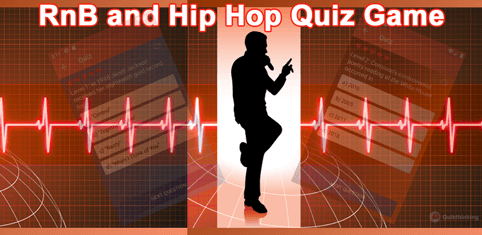 RnB and Hip Hop Quiz App