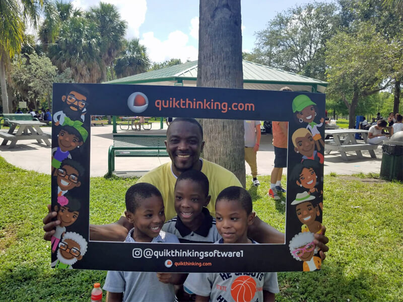 The Big Give Back Ft. Lauderdale FL