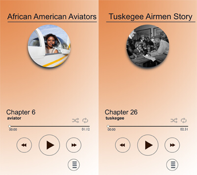Black History Audiobook for iPhone