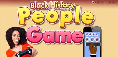 Black History People Game