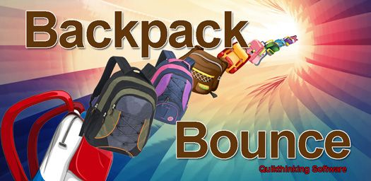Backpack Bounce Game