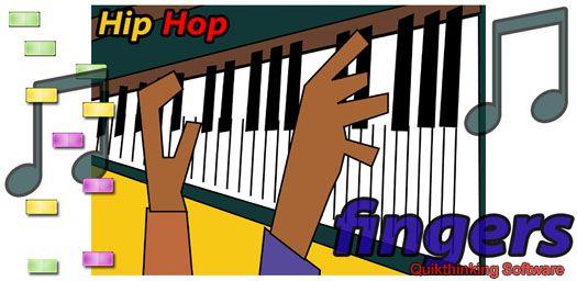 Hip Hop Fingers Game