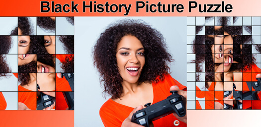Black History Picture Puzzle