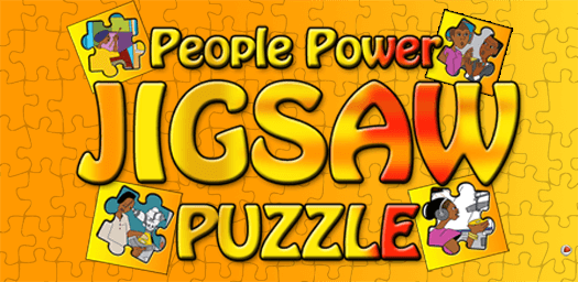 People Power Jigsaw Puzzle Game App