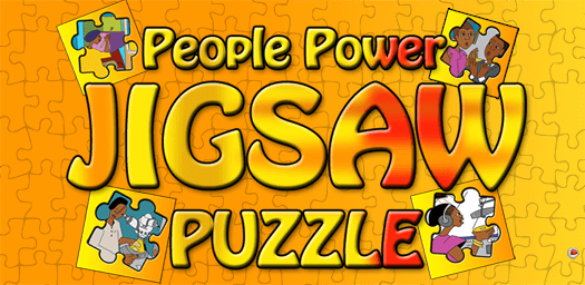 People Power Jigsaw Puzzle