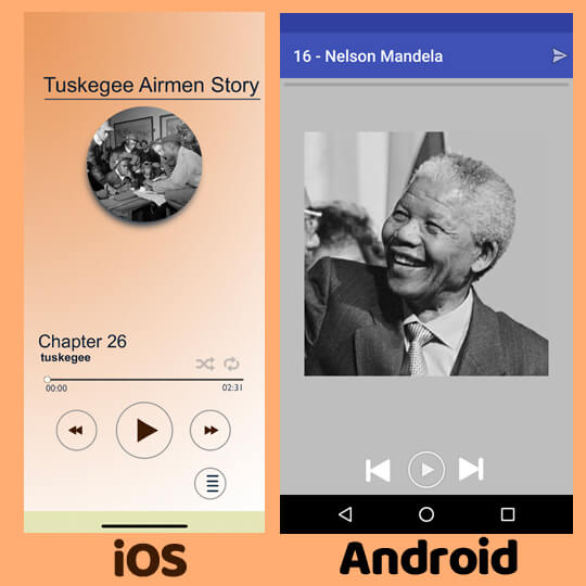 Black History Audio Book iOS and Android