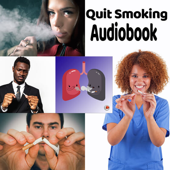 Quit Smoking Audiobook App