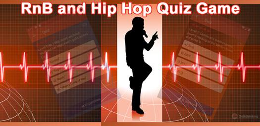 R&B and Hip Hop Quiz