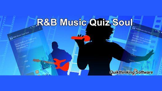 R&B Music Quiz Soul