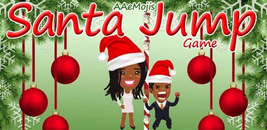 Santa Jump Game