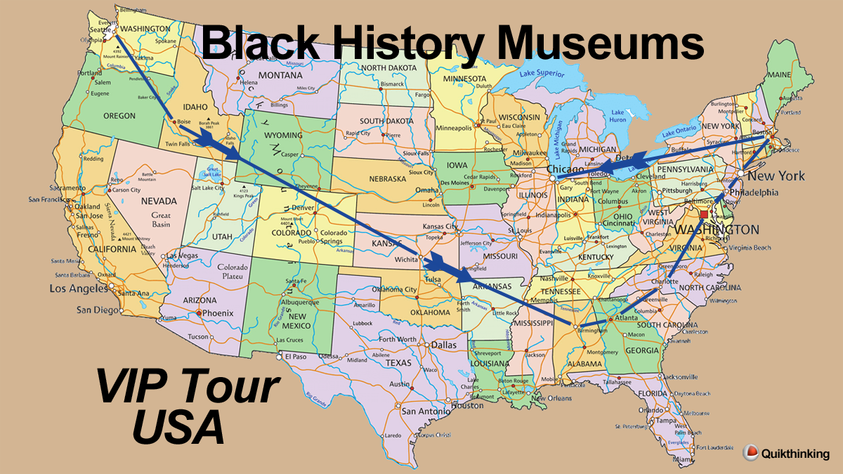 Black History Museums VIP Tour
